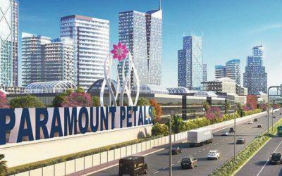 Paramount Petals Curug